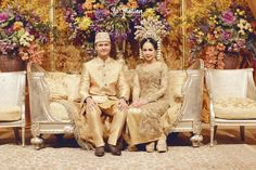 The Unison Between Two Cultures: Traditional Melayu And Sunda Wedding - 058