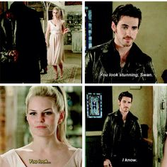 THEY LOVE EACH OTHER. ANYONE WHO SAYS OTHERWISE IS BLIND. captain swan / Emma and Hook
