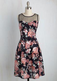 Feeling Sip-Shape Dress, @ModCloth