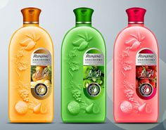 Creative Shampoo Packaging Design