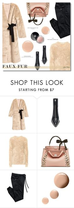 """Wow Factor: Faux Fur ... 2017"" by greta-martin ❤ liked on Polyvore featuring Alexander Wang, Marni, Fendi, Topshop, Chanel, contestentry and fauxfur"