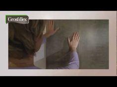 Revestimiento decorativo para paredes y techos by Grosfillex - YouTube
