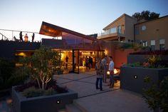 Beach House Features Patio and Garden for Entertaining