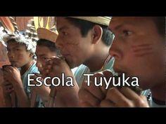 Escola Tuyuka forma segunda turma no ensino médio - Situada no Alto Rio Tiquié, no noroeste amazônico, a escola aguarda o reconhecimento oficial do ensino médio que desenvolve, dentro da proposta de educação escolar indígena diferenciada.