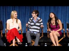 Glee cast talks about wheels episode