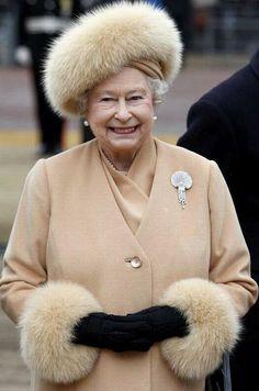 Queen Elizabeth II looking lovely