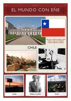 el mundo con eñe - Chile