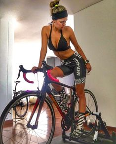 Girls with Bicycles