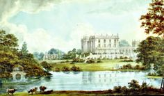 Repton's Plans for Stoneleigh Abbey