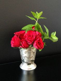 Red Rose Centerpiece, Kentucky Derby Hats, Kentucky Derby Partys, Dallas Wedding Florist, Posh Floral Designs, Angie Strange