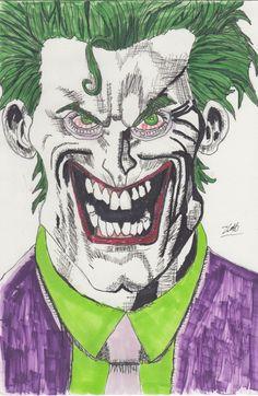 The Joker by PurpleMonkeyDishwism on DeviantArt