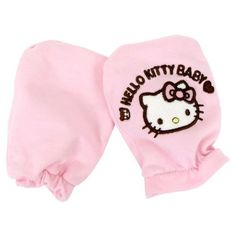 Hello Kitty Baby Mittens: Baby omg the cuteness! Hello Kitty Nursery, Hello Kitty Rooms, Hello Kitty Baby, Baby Mittens, Baby Bling, Baby Princess, Punk Princess, Hello Kitty Collection, Beautiful Baby Girl