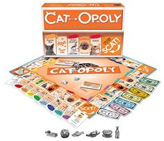 Buy your favorite cats such as the Tonkinese, the Ragdoll, the Abyssinian, the Sphinx or the Maine Coon. Land on Catnip and collect everything in t...