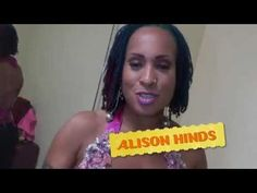 See what Caribbean Soca Queen Alison Hinds has to say about Curry Fest FL 2015! - YouTube