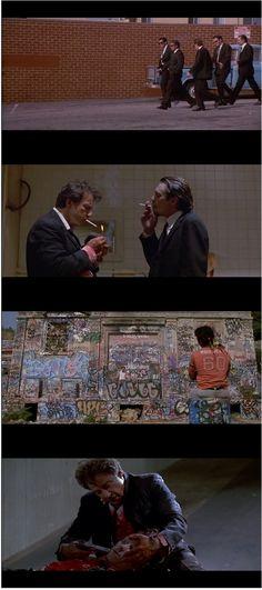 Reservoir Dogs, 1992 (dir. Quentin Tarantino)