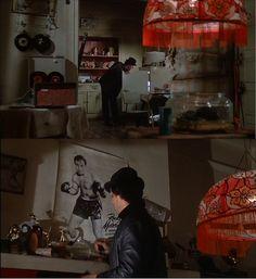 Rocky's home Rocky 1976