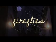 Fireflies | Jubilee Project short film....An adorably cute short film... (Autism)