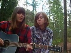 First Aid Kit | Tiger Mountain Peasant Song (Cover) by Karen Piper. Klara and Johanna Soderberg of First Aid Kit cover Fleet Foxes 'Tiger Mountain Peasant Song' in the woods near their home in Sweden