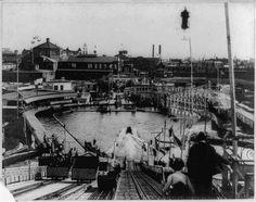 The Chutes, Coney Island, N.Y.; 1900