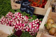 Market in St. Tropez
