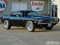 1968 Dodge Challenger RT