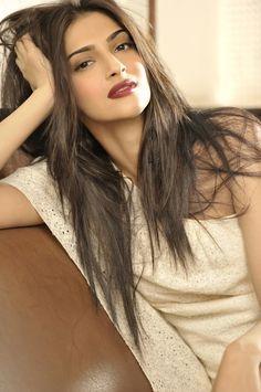 Sonam Kapoor-hair