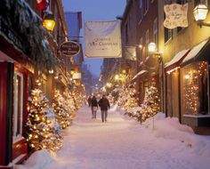 Best places for holiday getaways - Travel - Seasonal Travel | NBC News