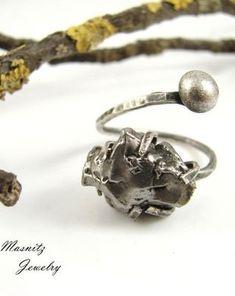 Cristina.Masnitz.Jewelry | Breslo Metal, Jewelry, Jewlery, Jewerly, Schmuck, Metals, Jewels, Jewelery, Fine Jewelry