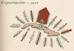 Atlas de Cuba | 1949 | Gerrardo Canet & Erwin Raisz: