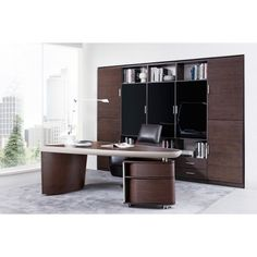 Executive chairs, conference seating, and lobby seating. Bring style to any ... Grey Stone Oval Modern Table ... Luxury Modern office furniture and contemporary office designs express a powerful statement about your company. For more information visit here. http://obcoffice.com/