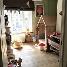 Home ✨...#kidsroom #smallable #litbonnesoeurs #numero74  #Regram via @_beaujour