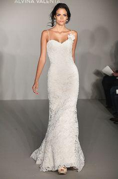 Alvina Valenta wedding dress, Spring 2012