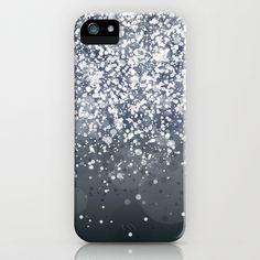 Glitteresques XXII iPhone  iPod Case by Rain Carnival - $35.00 I hope you like it!! #iphone #samsung #mobile #case #skin #glitter #spark #sparkle