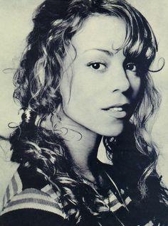 Mariah Carey, in the nineties. Happy birthday Ms. Mariah! Free playlist here.