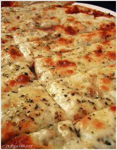 Cheesy Garlic Sticks!  I want these
