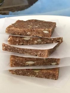 Load Up With Superfood Bars. A Raw Recipe 2 Delight Tastebuds. Easy to make for kids and for nature outings. #RecipeIdeas