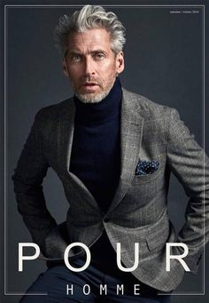 The Renaissance of Pour is focusing on the masculine elegance, a casual chic. Soft tailoring for the man that dresses entirely for himself. Sharp Dressed Man, Well Dressed, Boho Jeans, Stilettos, Pumps, Older Mens Fashion, Smart Casual, Casual Chic, Herren Style