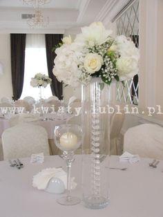 wystrój sali weselnej kwiaty - Szukaj w Google