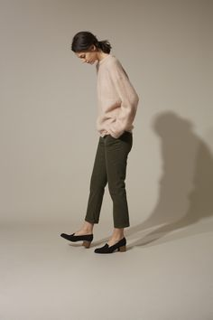 Acne Studios Dramatic Mohair Sweater | Steven Alan