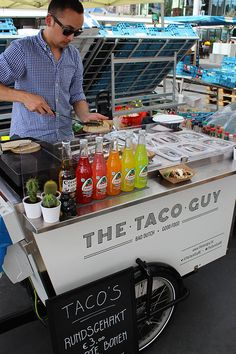 The Taco Guy by Pieter Boels