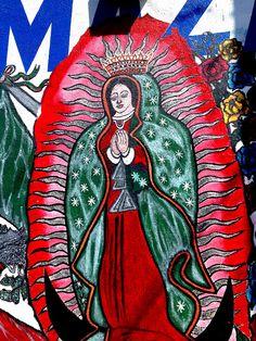 Virgin guadalupe candle virgen candles de