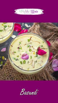 Kulfi Recipe, Lassi Recipes, Jamun Recipe, Chaat Recipe, Sweet Dishes Recipes, Spicy Recipes, Cooking Recipes, Summer Drink Recipes, Indian Dessert Recipes