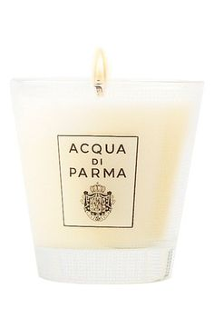 Acqua di Parma 'Colonias' Glass Candle available at #Nordstrom