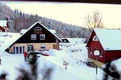 Naše zima a Penzion UKO Czech Republic, Cabin, House Styles, Home Decor, Decoration Home, Room Decor, Cabins, Cottage, Home Interior Design