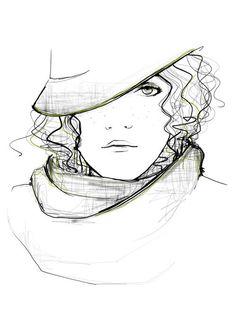 Garance Doré illustration - short story