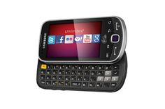 Samsung Intercept Prepaid Android Smartphone from Virgin Mobile with 2-Month Music Subscription at HSN.com