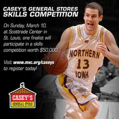 Registration is now open for the 2013 Casey's General Store Skills Competition! Visit http://www.mvc.org/caseys/ to get in the game!