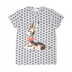 Poupidou Polka dot T-shirt
