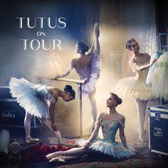 Season 2016 Tutus on Tour Creative Direction: Designfront Photography: Simon Lekias Styling: Mark Vassallo Make-up: Nicole Thompson, Senior Artist M.A.C. Hair: Richard Kavanagh