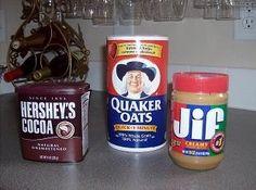 Peanut Butter Delights: An easy no bake dessert